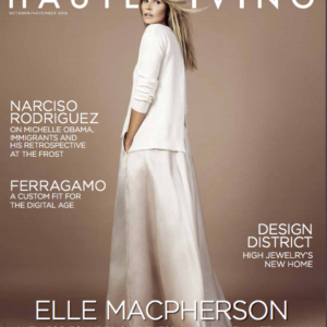 Elle Macpherson Cover Story
