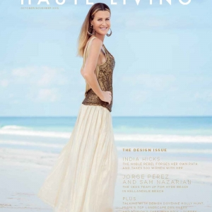 India Hicks Cover Story