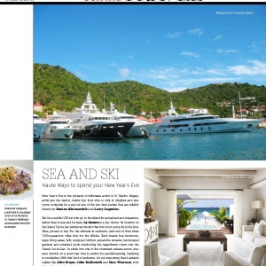 St. Barts Travel Story