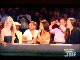 Guest appearance on Khloe & Kourtney Take Miami on E!